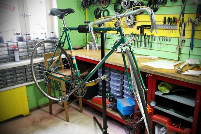 Особенности велосипедов СССР