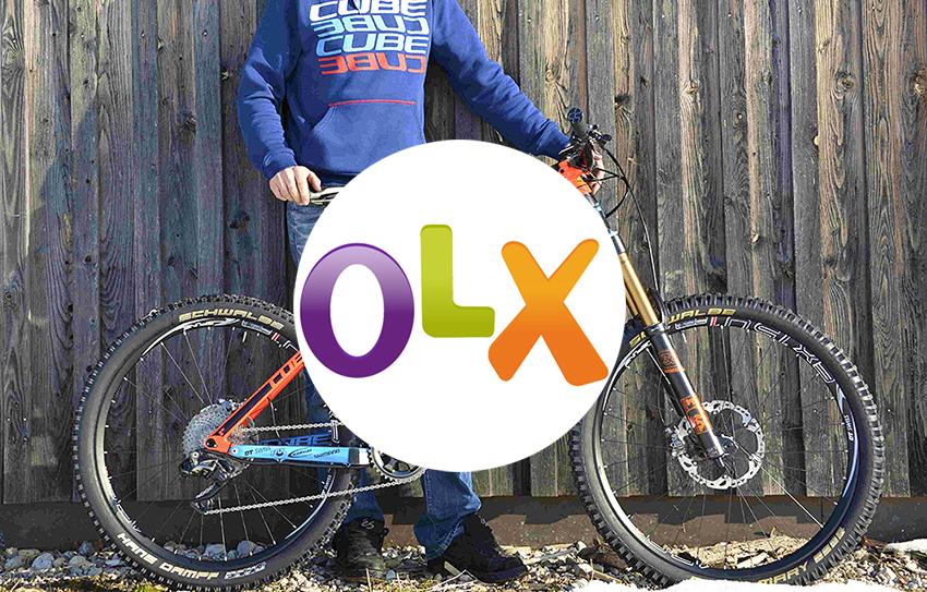 Велосипеды на OLX Украина. Советы по безопасной покупке