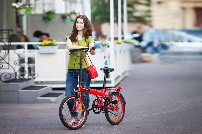 Складные велосипеды Шульц