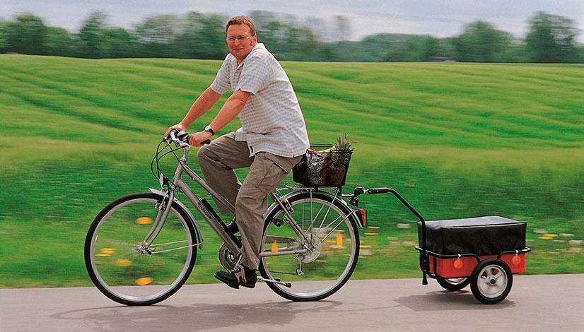 картинка прицепа для велосипеда маркетинг дело