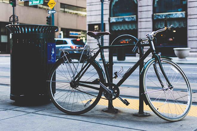 Cтоянка для велосипеда