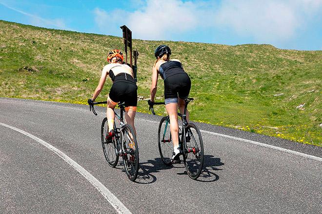 Велотрусы с памперсом