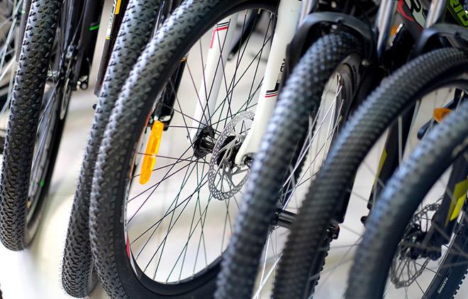 Размер колеса на велосипеде