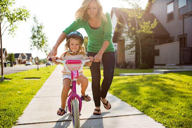 Как выбрать велосипед для детей