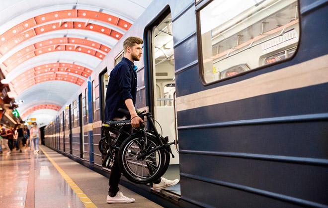 Велосипеды Форвард складные