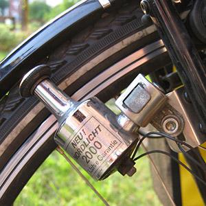Динамо машина для велосипеда