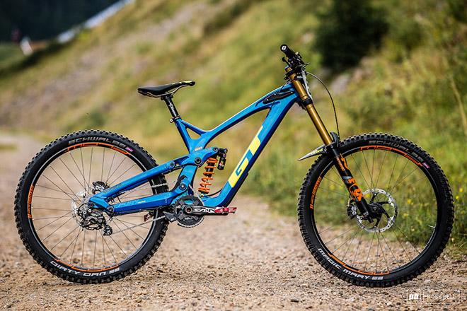 Технологии изготовления велосипедов GT