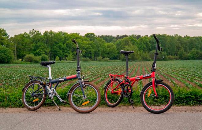 Лучшие складные велосипеды для пересеченной местности
