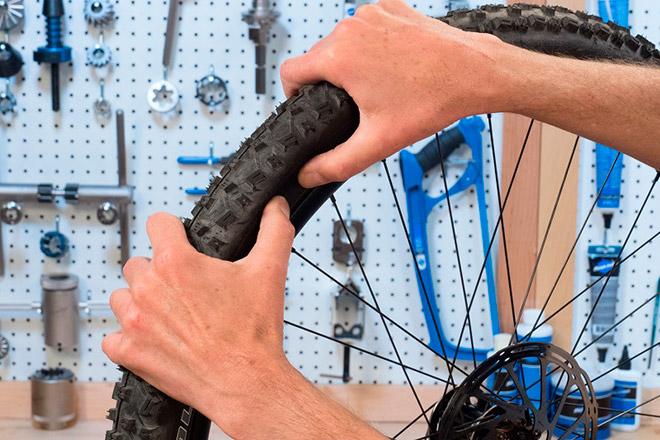 Выбрать камеру для велосипеда