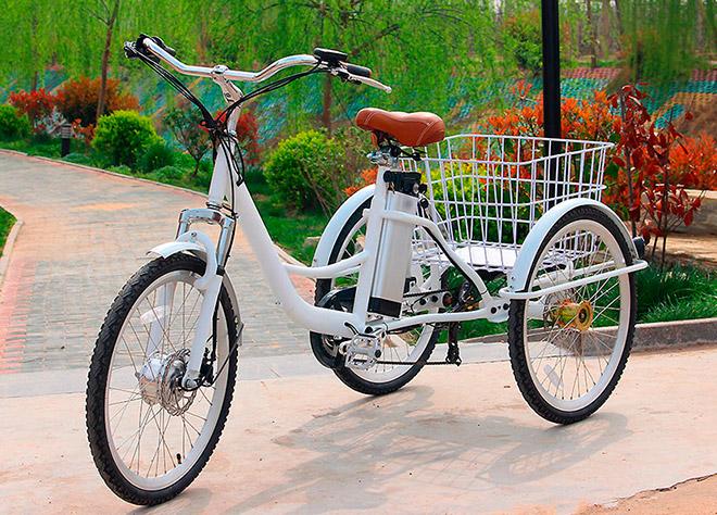 Как сделать трехколесный велосипед для взрослых своими руками?