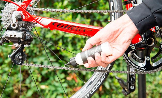 Подсолнечное масло как смазку для велосипеда