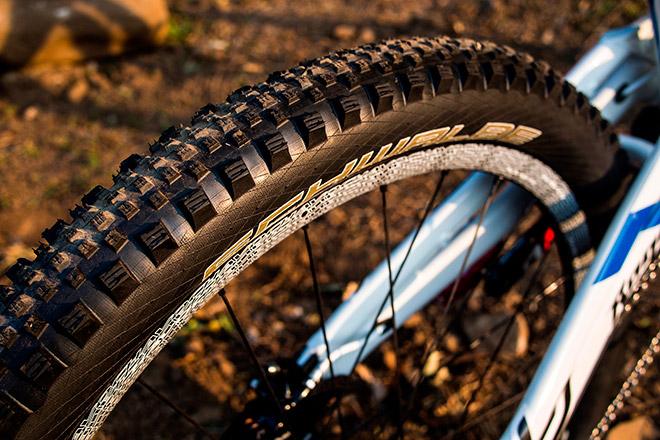 Как выбрать покрышку для велосипеда?