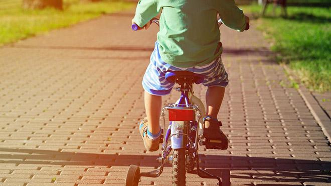 Велосипед для ребенка 4 лет