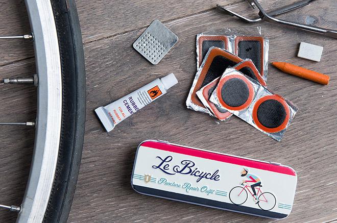 ремкомплект для камеры велосипеда