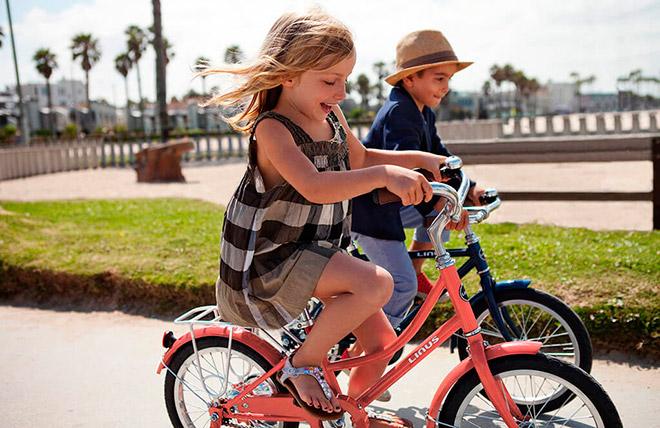 Как выбрать велосипед для девочки 7-10 лет