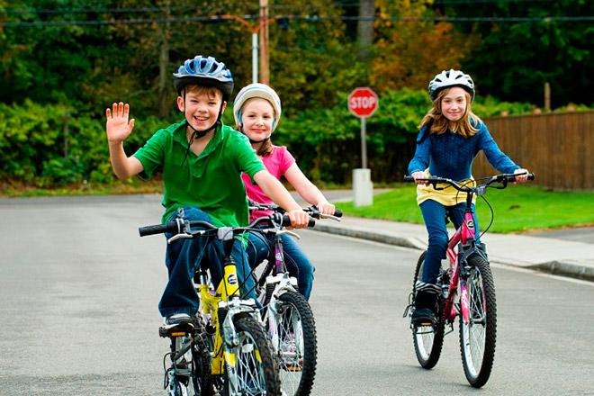 Детский велосипед для ребенка 8-летнего возраста