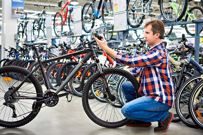выбрать правильный велосипед
