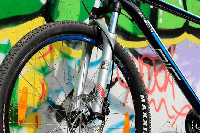Велосипед Merida TFS 100