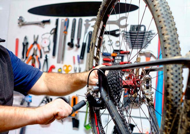 Ключи для ремонта велосипеда