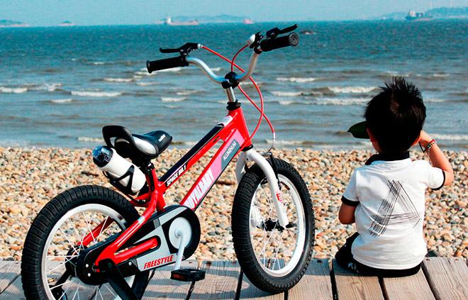 Детские велосипеды Роял Беби