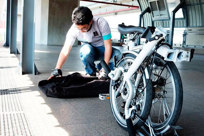 Велосипедный чехол для транспортировки велосипеда