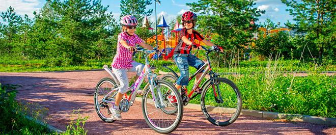 Основные типы подростковых велосипедов Stels