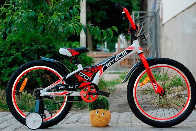 Велосипеды Stels для детей