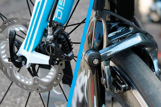 Почему свистят колодки на велосипеде?
