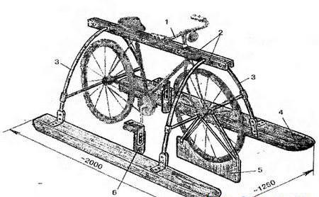 Как сделать катамаран из велосипеда своими руками?