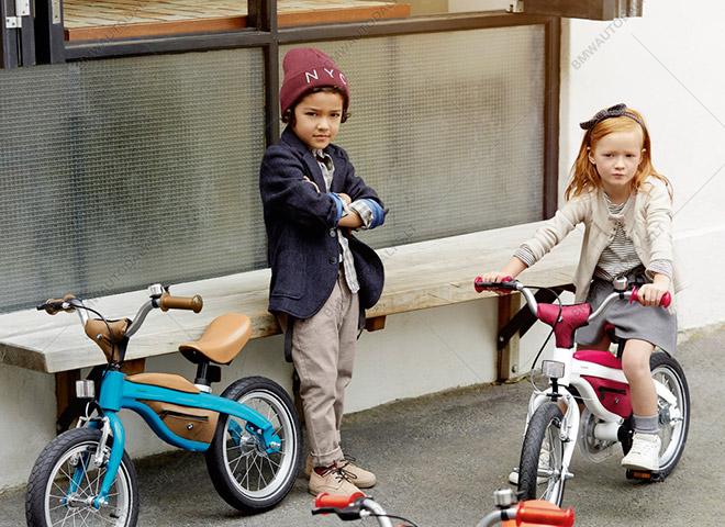 Велосипеды для детей от BMW