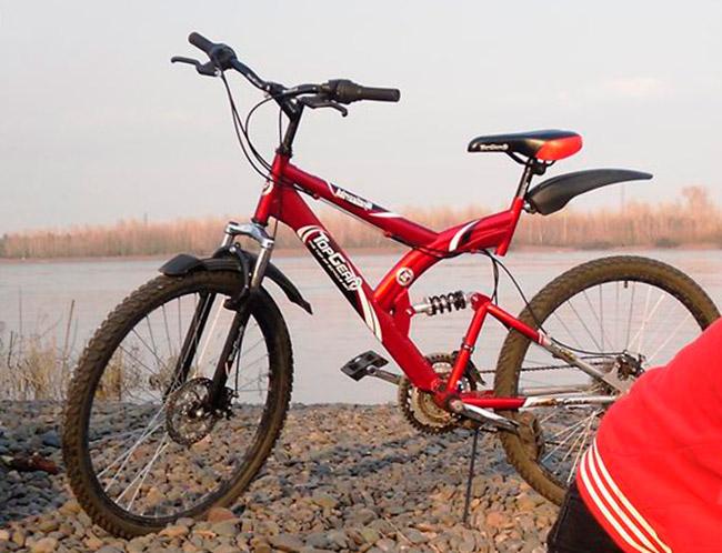 Велосипеды Топ Гир